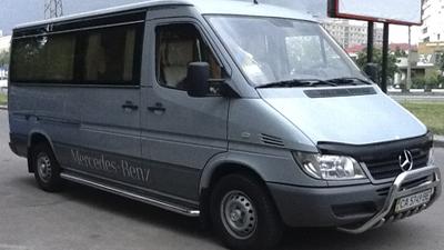 Аренда микроавтобуса для поездки за границу